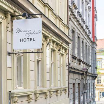 Boetiekhotel Miss Sophie's Praag