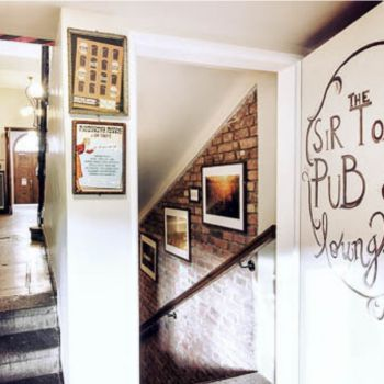 Sir Toby's Hostel **