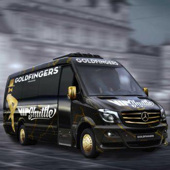 VIP Shuttle limousine Praag